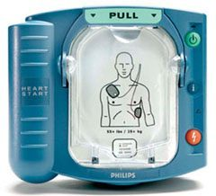 AED with CPR save heart attack victims