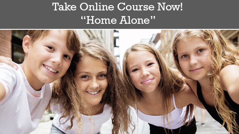Home Alone – Online Trade Course