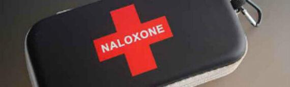 Free overdose kits