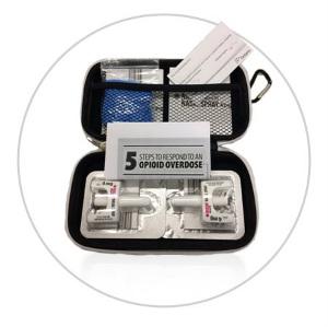 Free Naloxone Overdose Kit